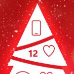 Adventskalender von Vodafone